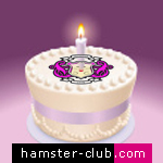 Happy Birthday Hamster Club