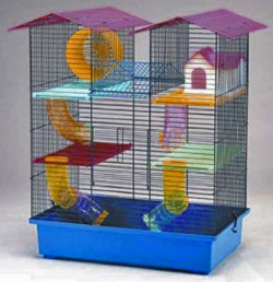Syrian Hamsters Cages